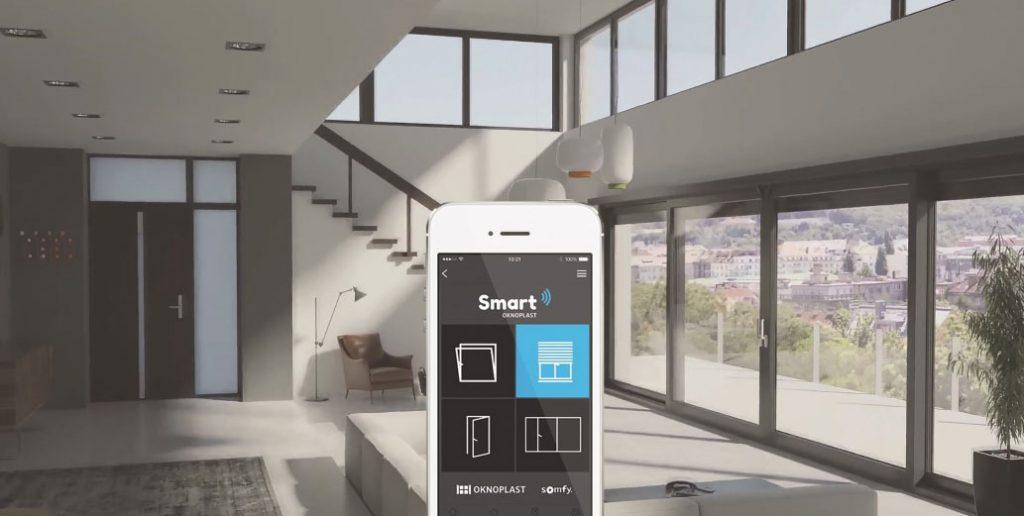 smart home vernetzte hausautomation sprachgesteuert die geb udetechnik. Black Bedroom Furniture Sets. Home Design Ideas