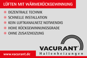 die-gedaeudetechnik.de - vacurant.de Rectangle