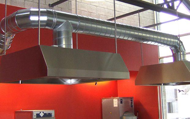 Die-GebäudeTechnik.de - Kostenloser Workshop gewerbliche Küchenlüftung und industrielle Luftreinigung