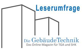 die-gedaeudetechnik.de - Leserumfrage